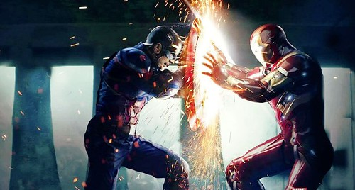 Captain America - Civil War - screenshot 13
