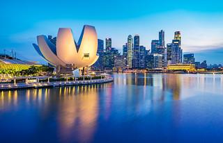 _MG_5541_web - ArtScience Museum and Marina Bay skyline, Singapore