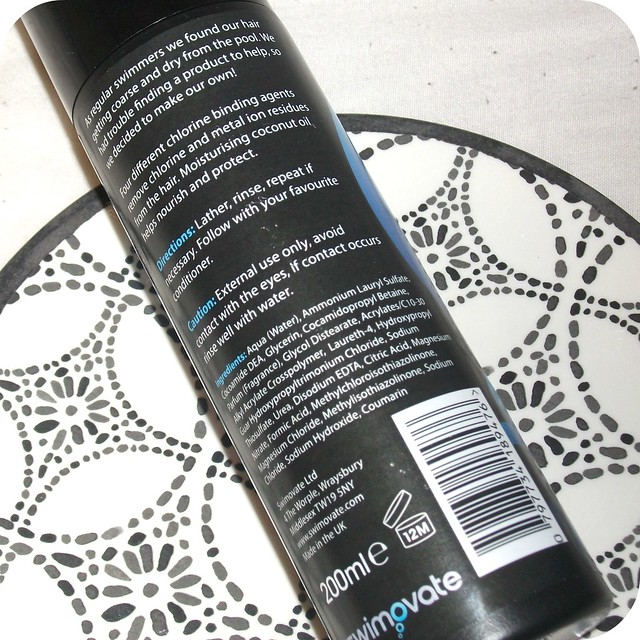 Swimovate Poolmate Shampoo