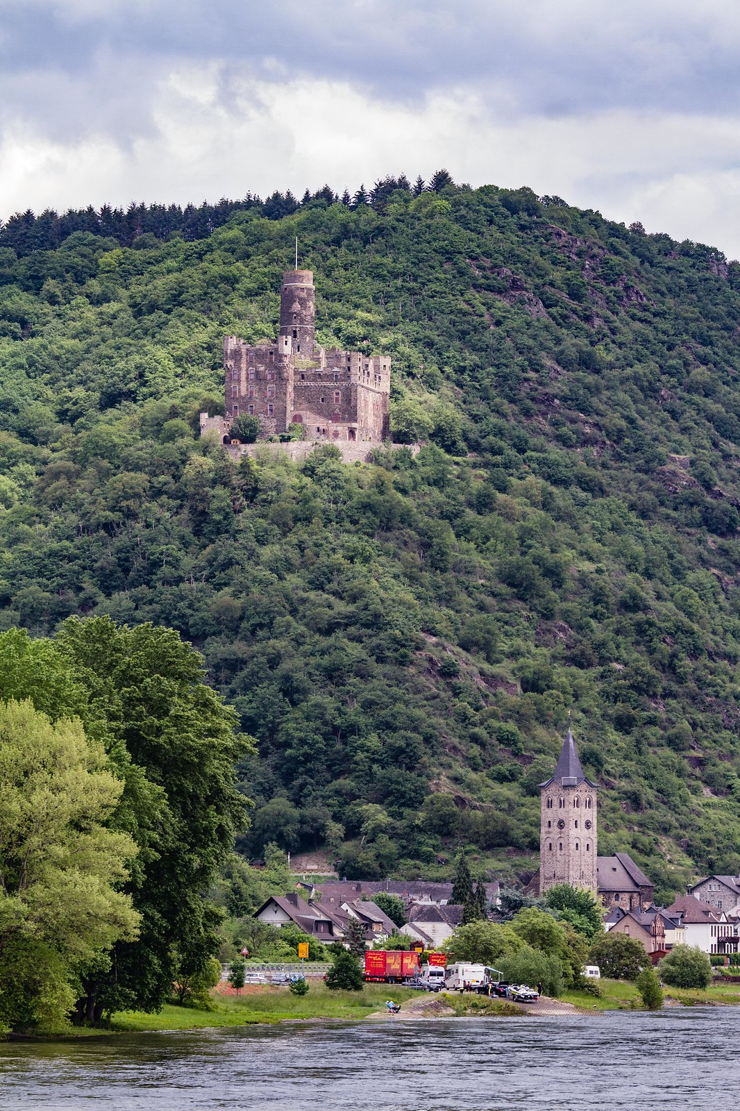Castillo de Maus