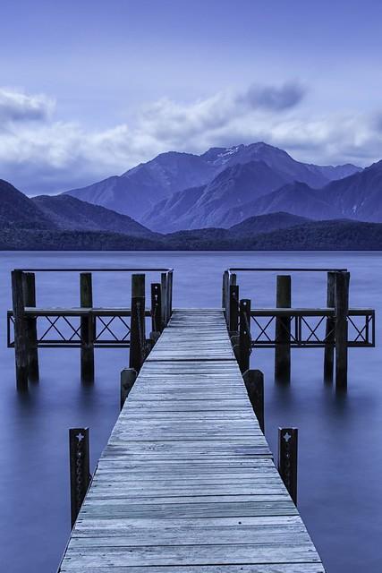 _MG_2393 Lake Te Anau Jetty