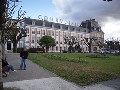 COURVOISIER - Photo of Houlette