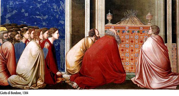 Giotto di Bondone, 1304