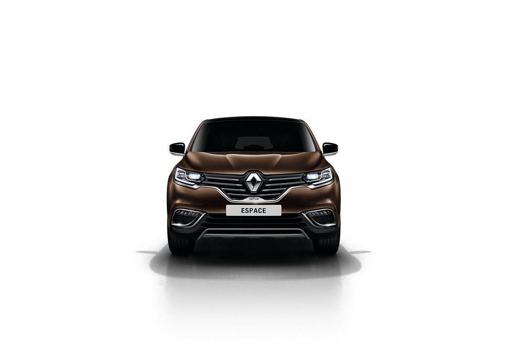 Renault Espace Initiale Paris 2015