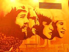 Fachada Sala Creedance - Plaza San Lamberto, 3 (Zaragoza)