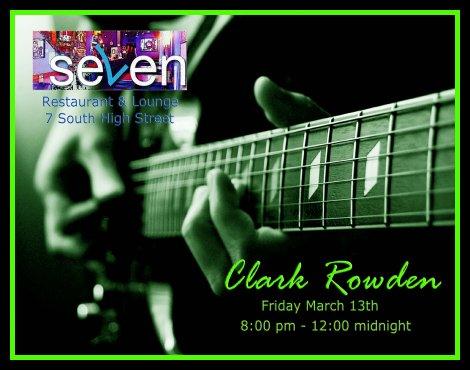 Clark Rowden 3-13-15