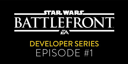 Star Wars: Battlefront Developer Diary #1