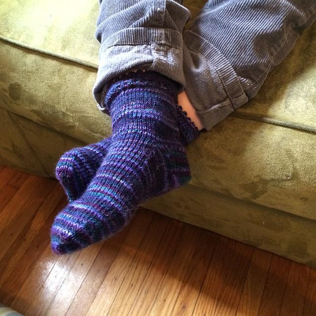 New socks!!