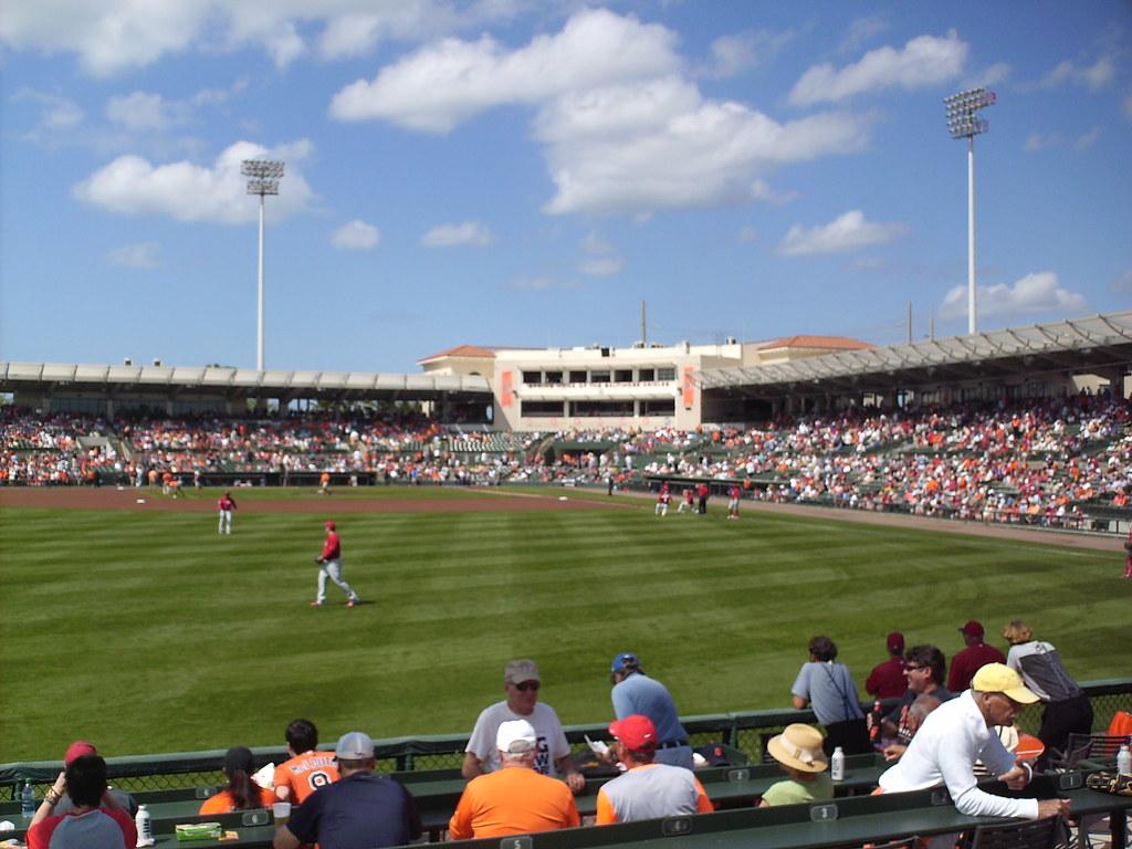 Ed Smith Stadium In The Ballparks
