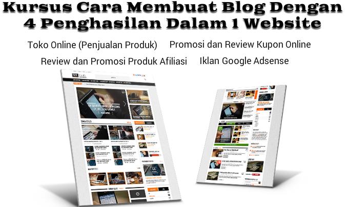 bagaimana cara membuat blog gratis template blog wordpress blogger, cara membuat pasang iklan di blog, bikin blog, desain web tutorial membuat blog sendiri pribadi keren menarik daftar menu