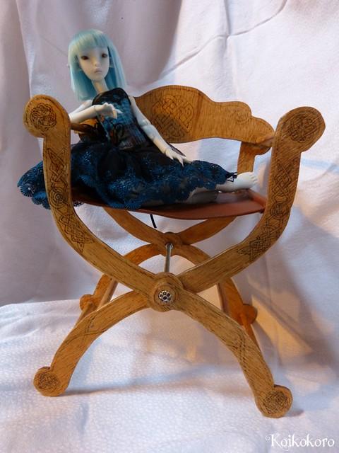 Les 3 Dames ~ meubles pour poupées : Fauteuil SD 16694615548_005d98b403_z