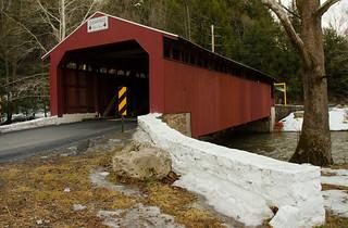 Little Gap Rd Covered Bridge DSC8801