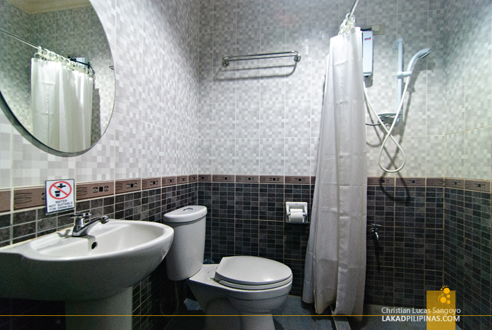 Holiday Plaza Hotel Standard Toilet Tuguegarao