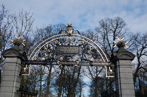 Gate to Valkhof