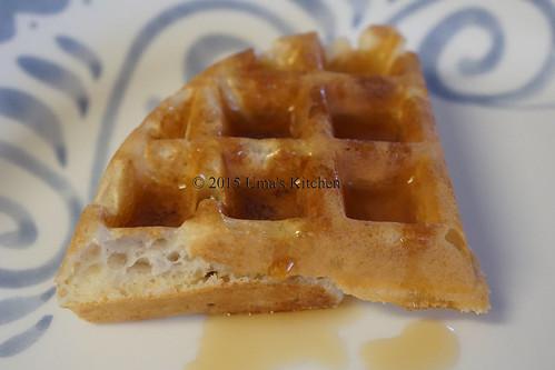 Overnight waffles 7