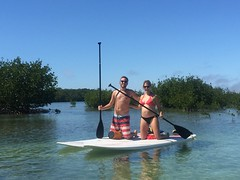 surface water sports, vehicle, sports, water sport, stand up paddle surfing, boat, paddle,