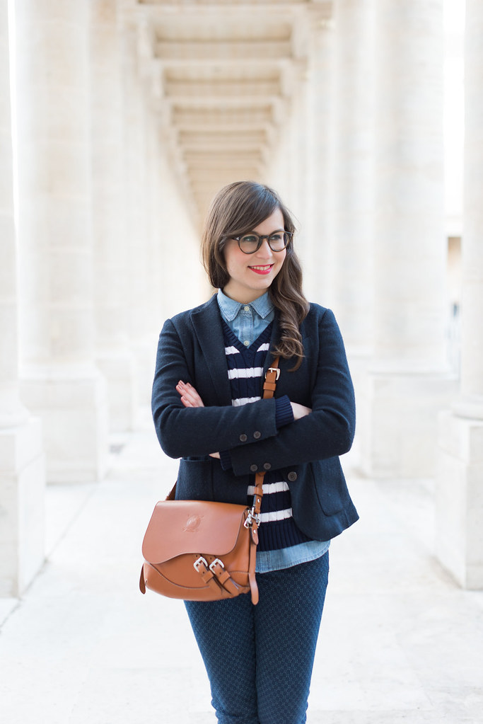 Mode-and-the-city-Palais-Royal-looks-pull-ralp-lauren-preppy-5