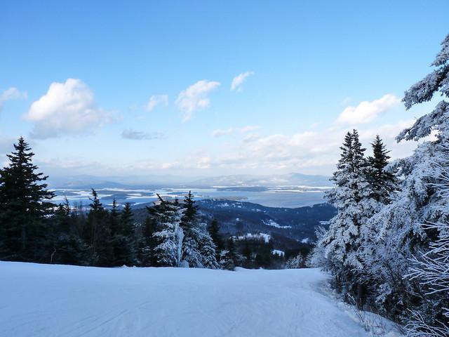 View of Lake from Gunstock