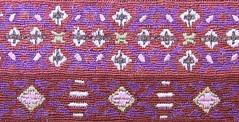 Handmade Romanian popular stitches