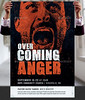 Overcoming Anger Church Flyer and Poster Template
