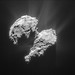 Comet 67P on 22 March 2015 – NavCam by europeanspaceagency