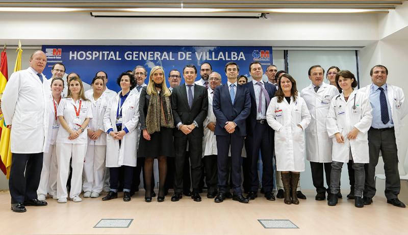 El presidente ignacio gonz lez estrena el a o electoral for Sala 8 collado villalba