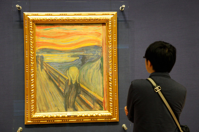 The Scream: National Gallery, Oslo, Norway