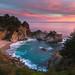 Big Sur Sunset [Explore 03/15/15] by Joe Parks