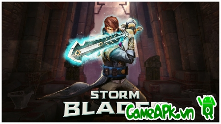 Stormblades v1.0.6 hack full tiền cho Android