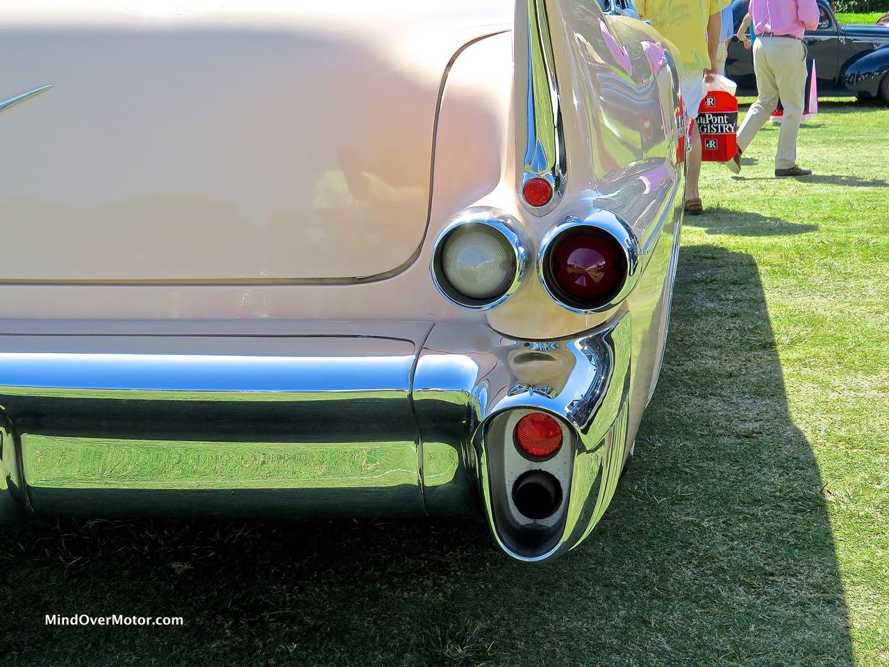 1956 Cadillac Eldorado Taillight Detail