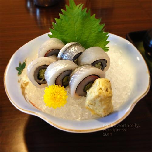 Halfbeak Sashimi