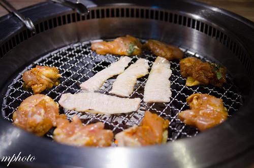 老井極上燒肉 | 台中燒烤 烤狀猿集團 極上雙人套餐