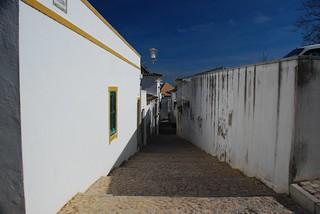 Luces, colores y sombras. Tavira (El Algarbe. Portugal )
