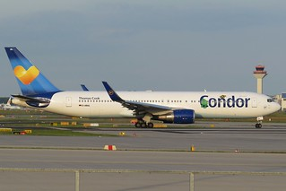 Condor - Boeing 767-31B(ER), D-ABUL