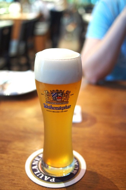 Weihenstephan, Brotzeit, Westgate Mall, Singapore