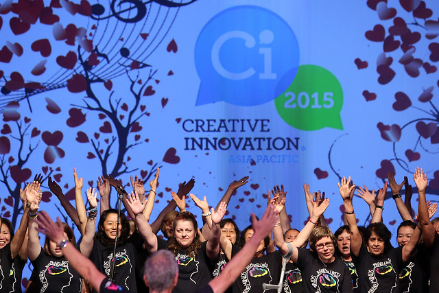 Creativity Australia at Ci2015