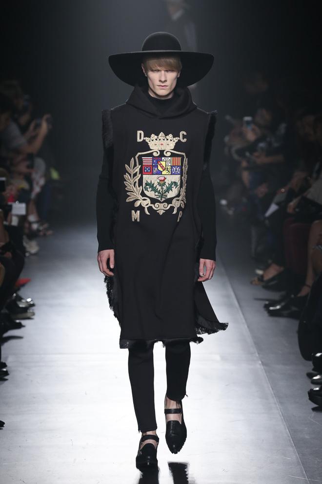 FW15 Tokyo DRESSCAMP101_Knut Roertveit(fashionsnap.com)
