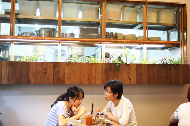 Sunday Folks cafe, Chip Bee Gardens, 44 Jalan Mega Saga, Holland Village, Singapore