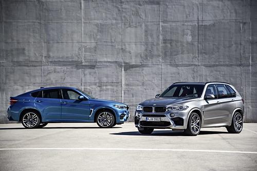 BMW X5 y BMW X6