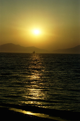 sunset sailboat greek sailing kos greece griechenland coucherdusoleil leverdusoleil