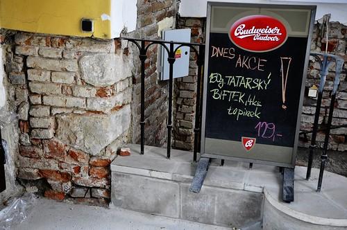 Brno, Orlí 20. Levá strana průjezdu (9.4.2015)
