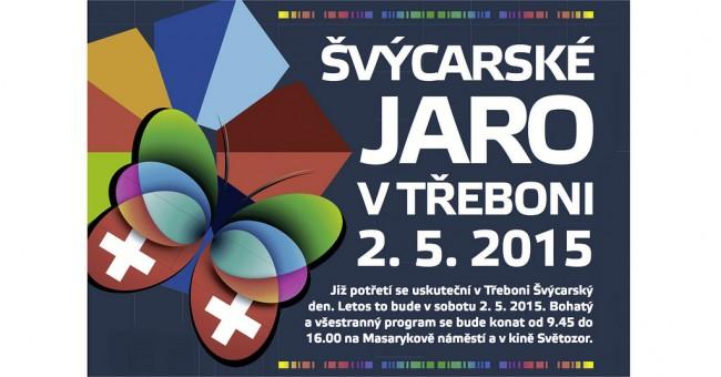 Švýcarský den v Třeboni 2015