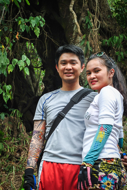 Janna and Nikko Balete