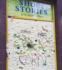 Post it stories #stmarksplace