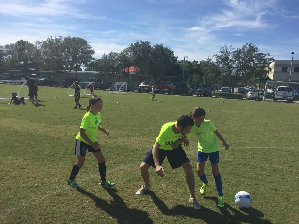 Camp Media | Palm Beach Gardens Soccer
