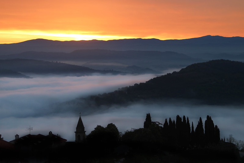 Istria is the perfect countryside getaway