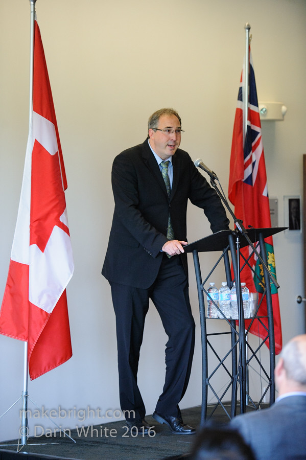 Governor General David Johnston at the AC - May 2016 362