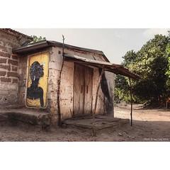 #GiacomoRun spotted in #Gambia #Africa. #Wallkandy #art #Streetart #travel #run #graffiti #mural #villagelife #wideopenwalls #fb #f #t #p @giacomorun