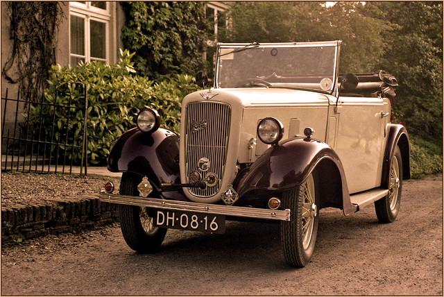 Austin Seven 1937 Opal 2-seater
