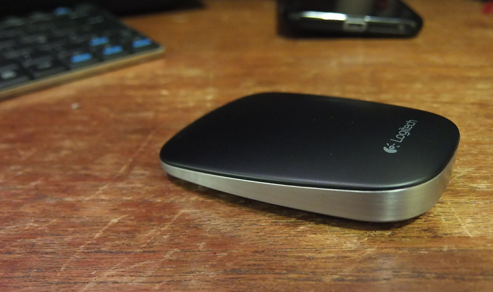 logitch ultra thin mouse